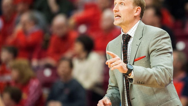 Illinois State men's basketball coach Dan Muller said the Redbirds will now play their Thanksgiving tournament at Ohio State instead of Nebraska.