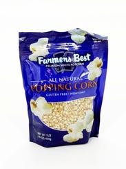 Farmers Best popcorn