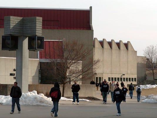 NKU campus photo