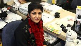 Dr. Lakshmi Kode Sammarco, Hamilton County Coroner.