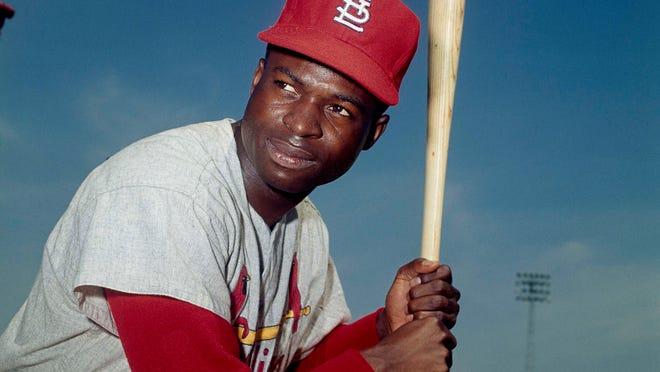 Hall of Famer Lou Brock, one of baseball's signature leadoff hitters and base stealers who helped the Cardinals win three pennants and two World Series titles in the 1960s, has died. He was 81.
