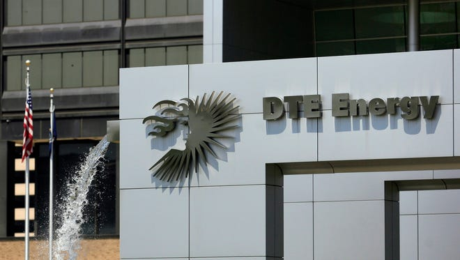 DTE headquarters in Detroit