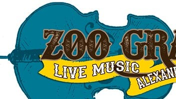 Live music and children's activities will be featured at  Zoo Grass on Saturday night at the Alexandria Zoo.