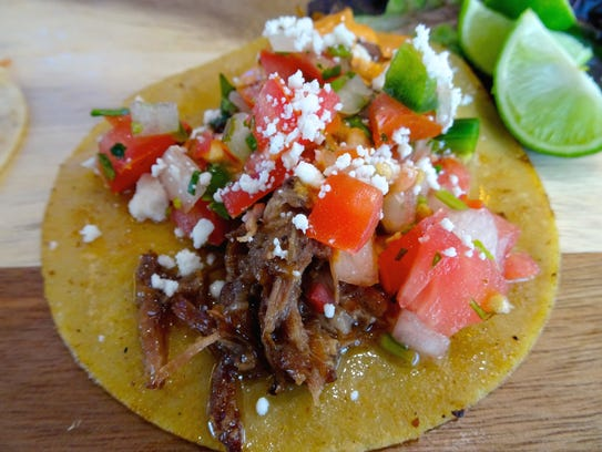 Takos & Beer in Yuma puts a gourmet spin on traditional