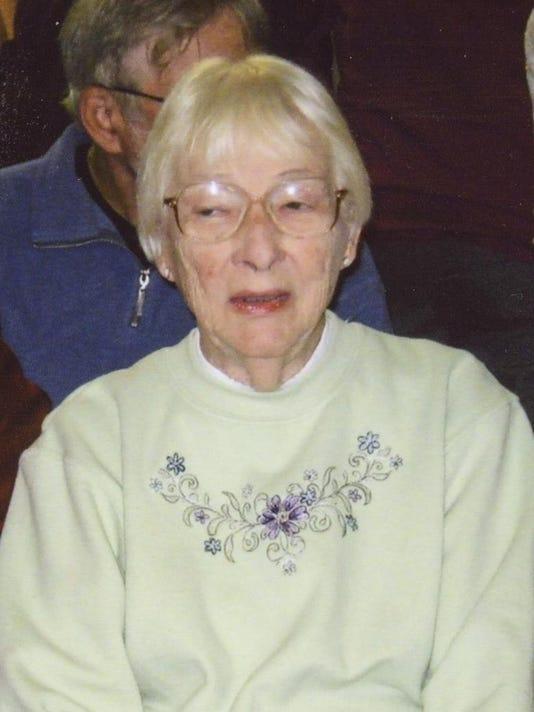 Mar Patricia Ann McPherson90th