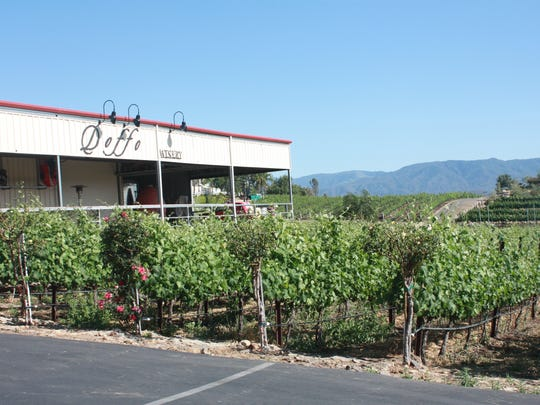 Doffo Winery is a family-run winery in Temecula, Calif.