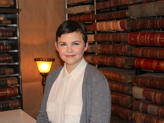 'Once Upon a Time' Ginnifer Goodwin travels to Alabama
