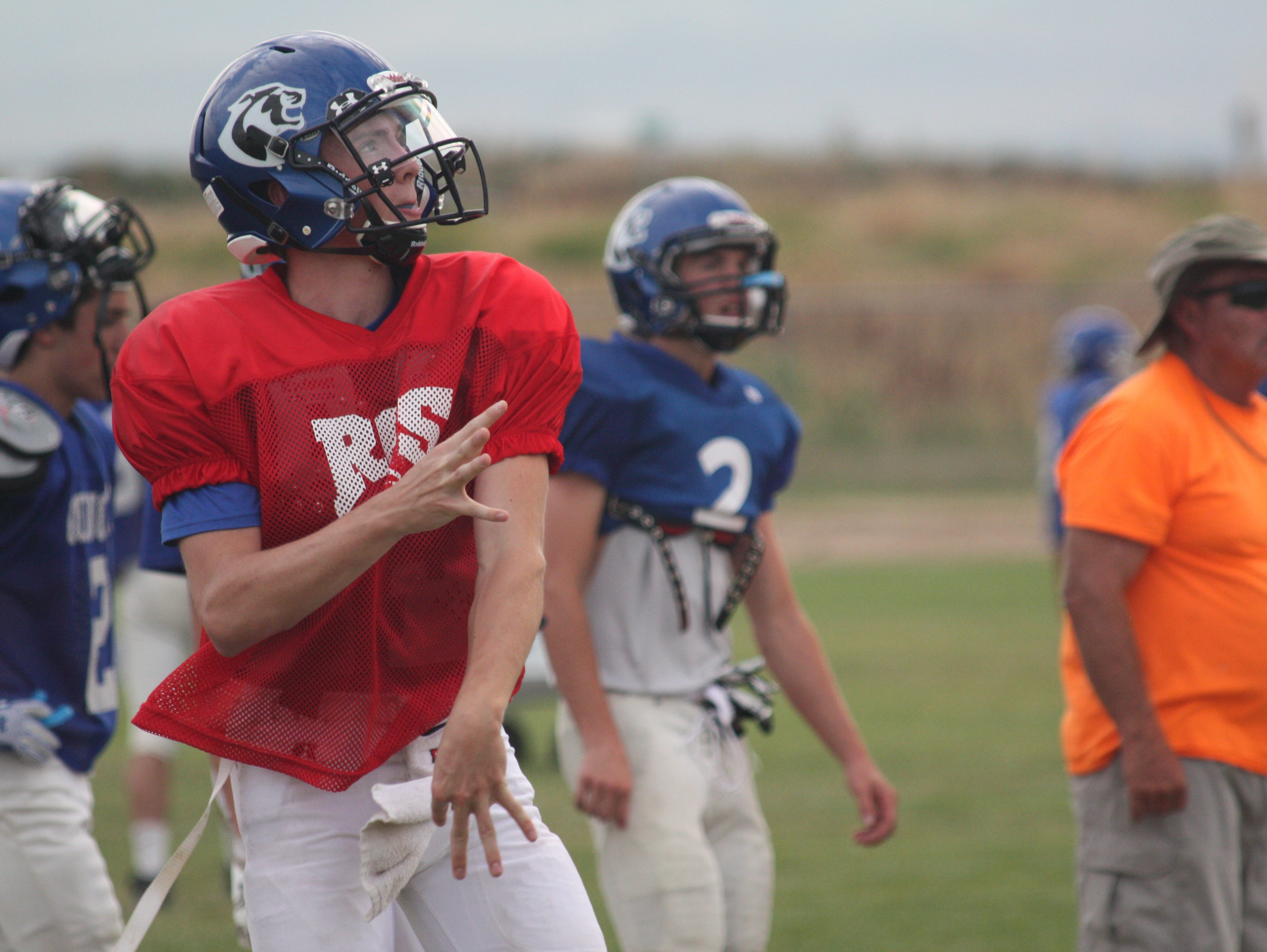 Resurrection Christian's Michael Stevenson has been named the Coloradoan's Male Athlete of the Week.