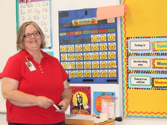 Teacher Award Alamogordo 1