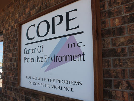 COPE, Center of Protective Environment, has served 973 people in this year alone. COPE has been in the Alamogordo community since 1980.