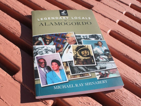 """Legendary Locals of Alamogordo"" can be purchased at Lowe's Marketplace, 675 10th Street, or can be ordered online at http://www.amazon.com."