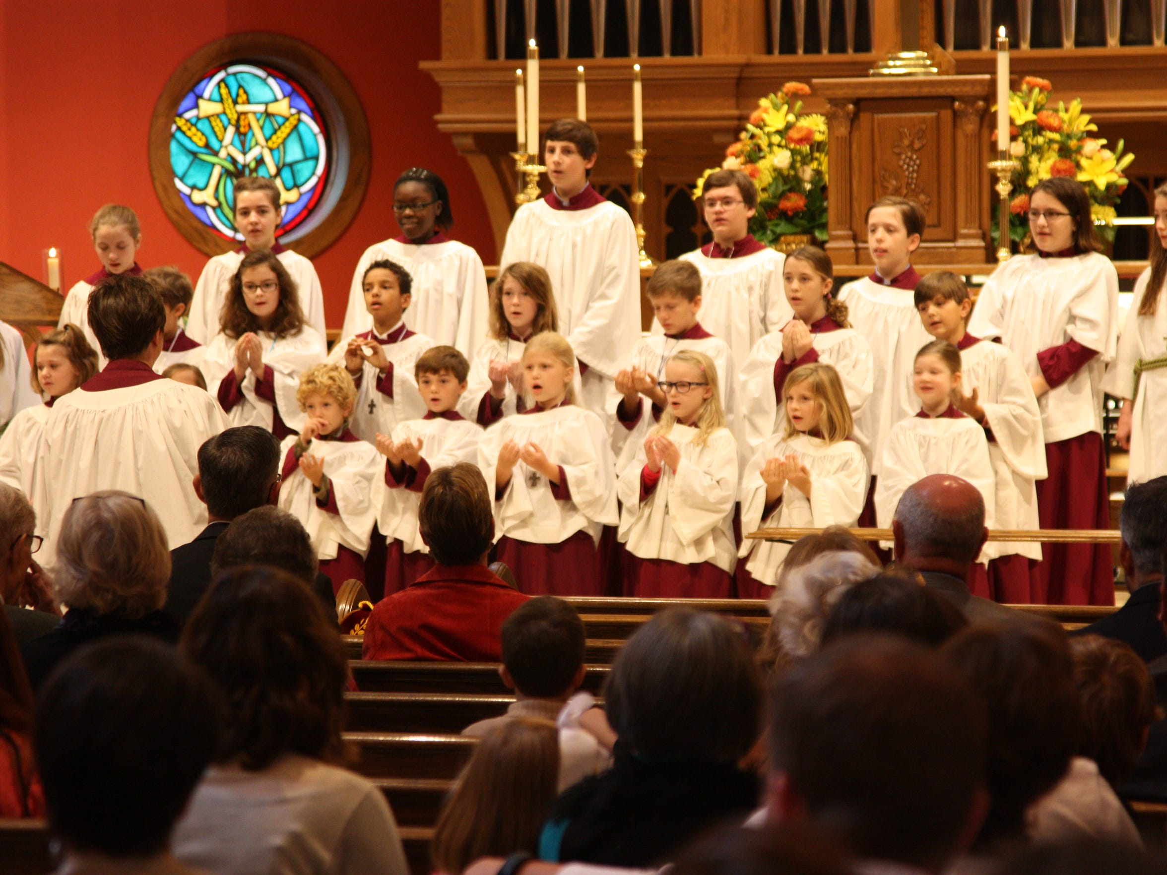 St. Paul's Episcopal Church in Murfreesboro will host Lessons and Carols.