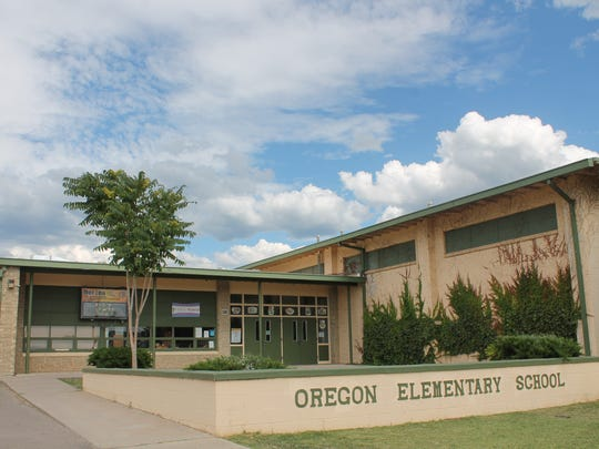 Oregon Elementary School will be one of the schools in the district that benefits from the bond election. APS officials hope to combine Oregon and Heights Elementary into one school now that the bond has passed.