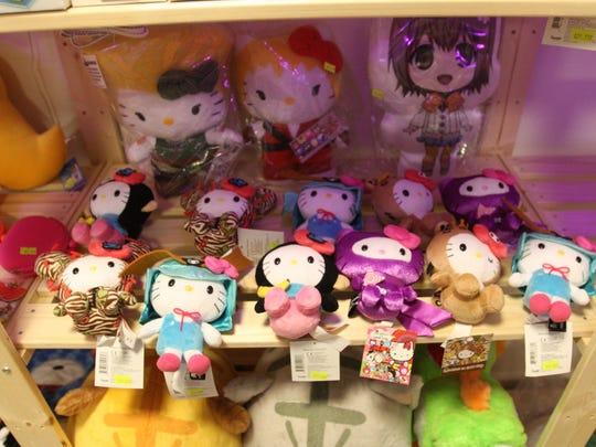 Robo Gato is an authorized Sanrio seller.