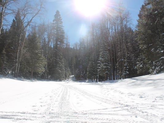 Ski Cloudcroft 1