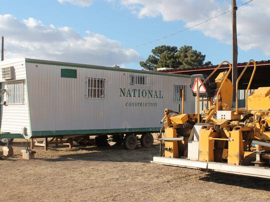 National Construction are the general contractors for