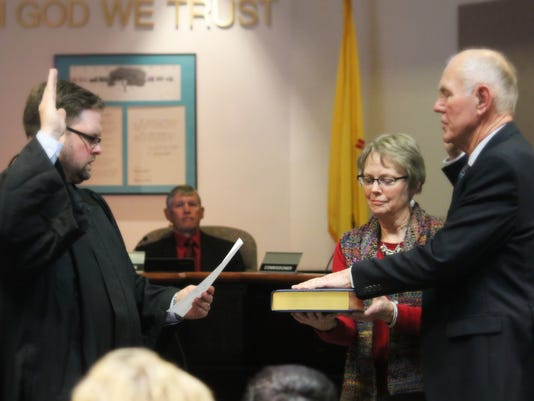 Alamogordo City Commission 1