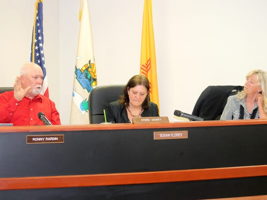 Otero County Commissioners made changes to PLUAC's mission statement at their regular meeting Thursday morning. Otero County has been a PLUAC member since the organization started.