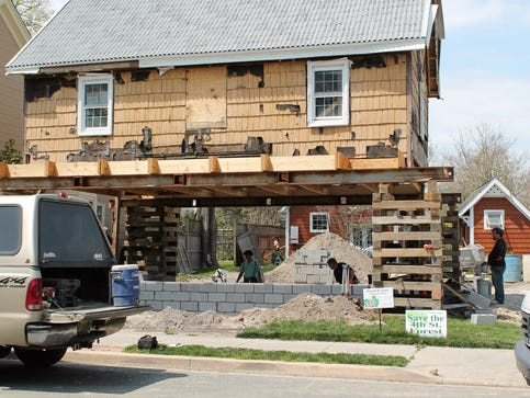 Historic homes get makeover in Lewes