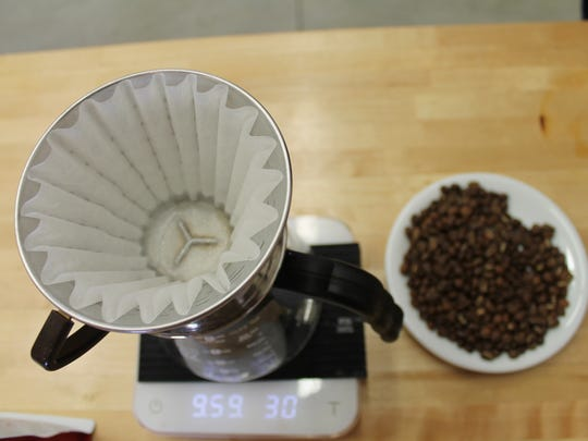 You don't need an expensive, blue tooth enabled scale to improve coffee. A basic $25 model, provided it's accurate, will do the trick.