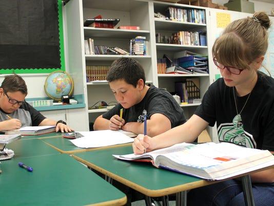 Cloudcroft Middle School 1