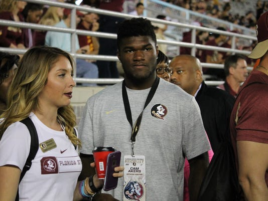 FSU recruits Cam Akers