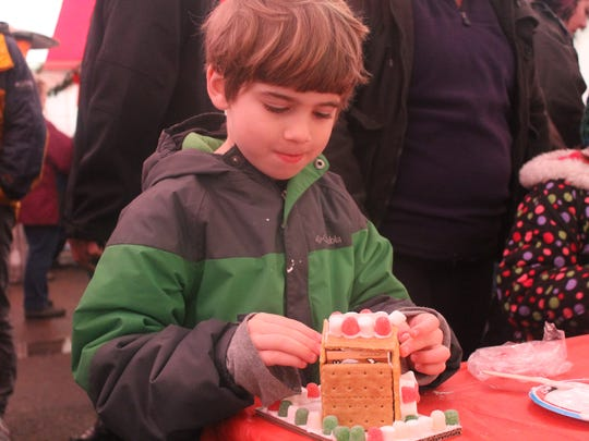 Kids can get crafty at the 39th Annual Christmas Festival at Silver Falls State Park 11 a.m. to 4 p.m. Saturday, Dec. 10.