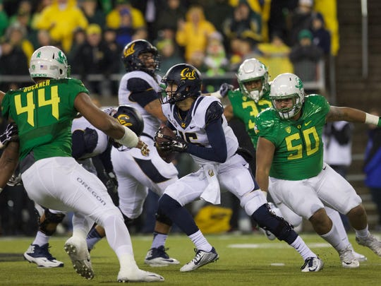 online retailer aa224 e9957 Austin Peay gives former Oregon player Austin Maloata second ...