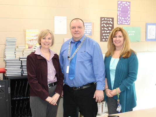 Somerset County Vocational & Technical High School/Chris Miller, Educator of the Year