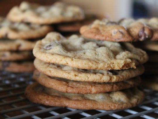 Fact: Regardless of the butter you use, all of your chocolate chip cookies will get eaten.