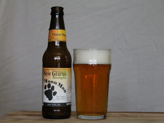 Moon Man, New Glarus Brewing