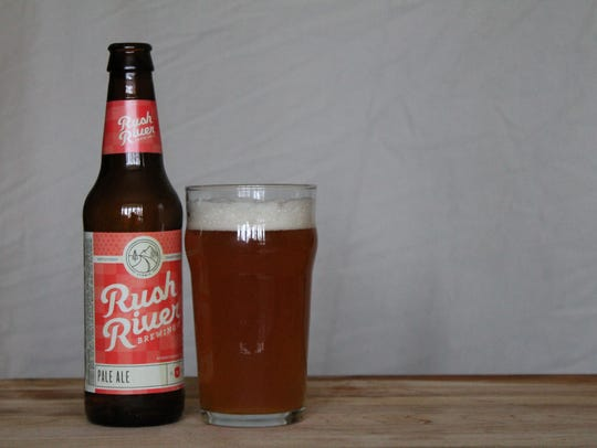 Scenic Pale Ale, Rush River Brewing