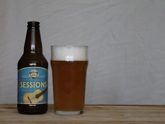 Sessions American Pale Ale, Stone Arch Brew Pub