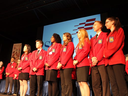 Technical students battle it out at njskillsusa competition - Garden state exhibit center somerset nj ...