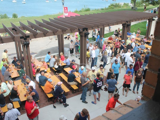 The South Shore Terrace Kitchen & Beer Garden, with