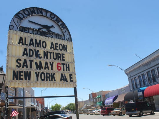 The 800, 900 and 1000 blocks of New York Avenue will hold the third annual Alamo Aeon Adventure on Saturday.