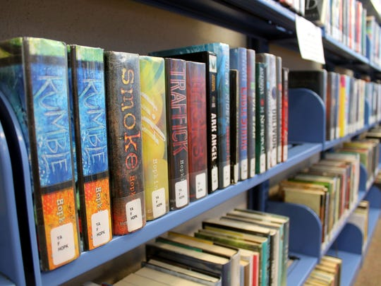 An estimated 700 residents visit the Alamogordo Public Library a day during the summer months.