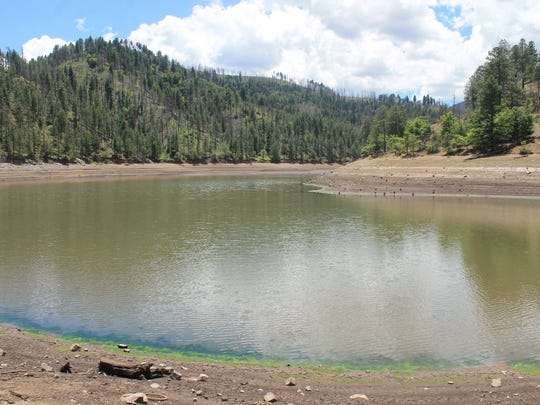 Engineering Manager Bob Johnson said Bonito Lake, which was damaged after the Little Bear Fire in 2012, will be open to the public in 24 months.