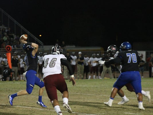 Chandler-Red Mountain 6A Semifinals