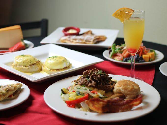 Ara's Restaurant, Banquet & Bar offers brunch from