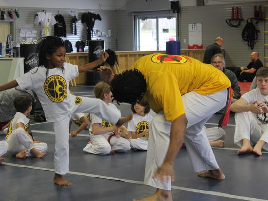 Tallahassee Capoeira holds a Family Class each Saturday.