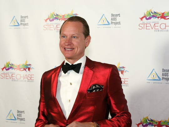 24th Annual Steve Chase Awards host - television personality