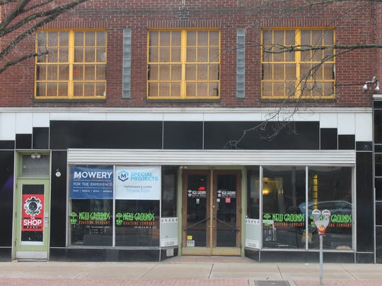 GRIT Marketing will occupy this space on West Market Street in May.