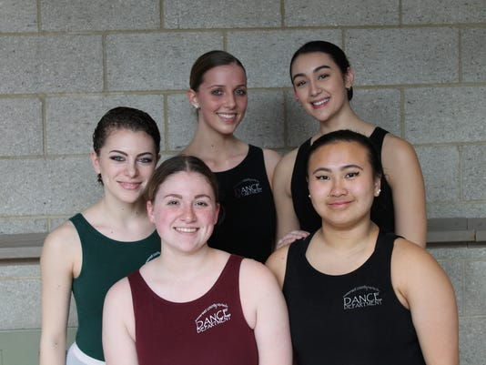 Somerset County Vocational & Technical High School dance performance