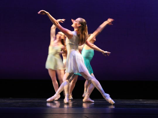 Ballet Vero Beach in Samuel Kurkjian's Debussy Suite.