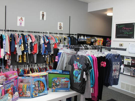 MyGaKids Co. at 128 S. Main St. is an outlet and an expansion of owner Carolyn Pofrok's online business.