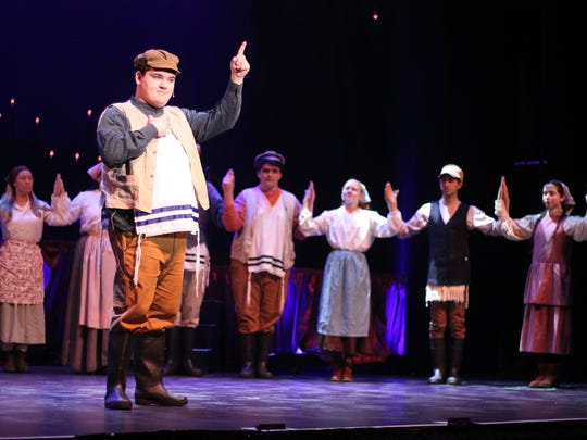 "Christian Brothers Academy's presentation of ""Fiddler"