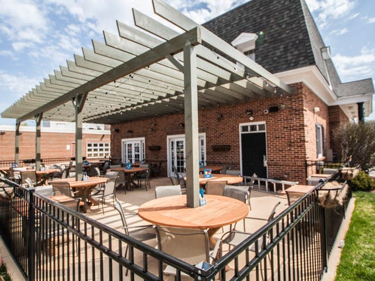 The Panther Pub & Eatery, 5651 Broad St., Greendale, just got a new pergola to jazz up its outdoor dining patio.