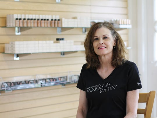 """There's so much natural light for makeovers, and we have double the space,"" said Pat Noe, owner of the Fountain City Merle Norman franchise. ""I'm taking my time to set it up and it's going to be an all-girl space, filled with girly, girl stuff."""