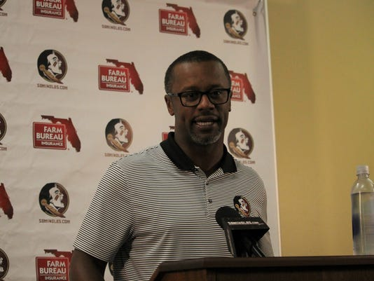 FSU coach Willie Taggart